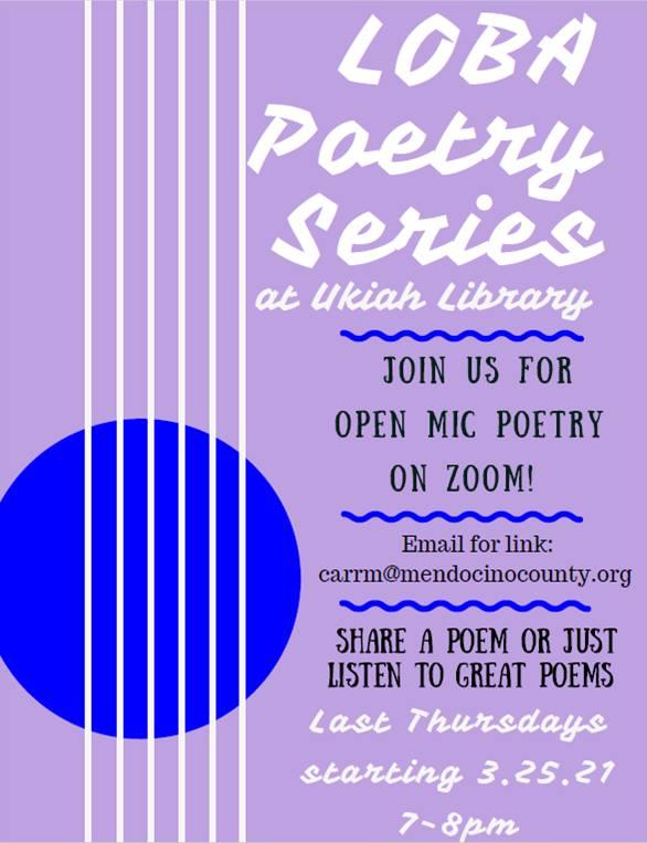 LOBA Poetry Series details